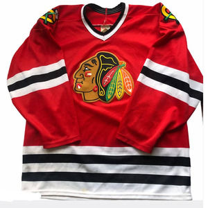 Chicago Blackhawks Vintage CCM Hockey Jersey